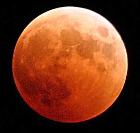 Gerhana Bulan Total Bulan Juli 2018 Abad 21