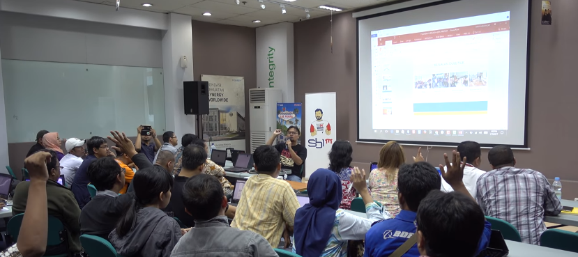 Tempat Kursus Bisnis Internet Marketing SB1M di Bandar Lampung