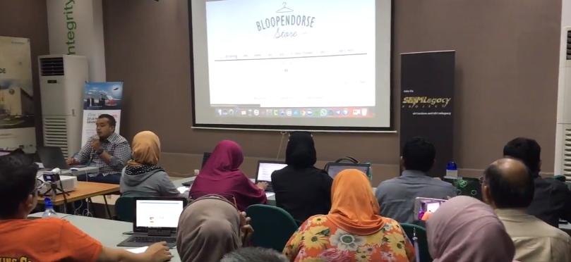 Tempat Kursus Bisnis Internet Marketing SB1M di Bandung