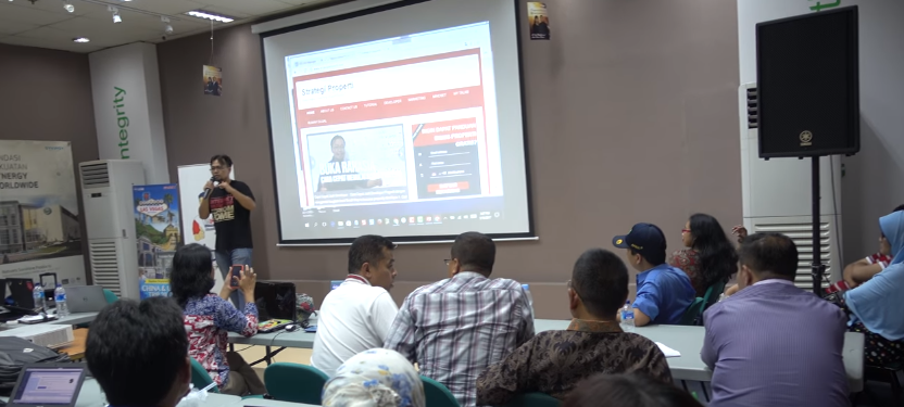 Tempat Kursus Bisnis Internet Marketing SB1M di Banjarmasin