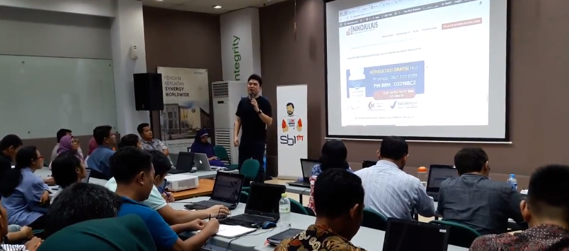 Tempat Kursus Bisnis Internet Marketing SB1M di Batam