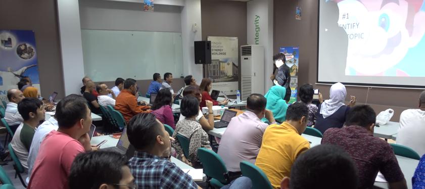 Tempat Kursus Bisnis Internet Marketing SB1M di Makassar