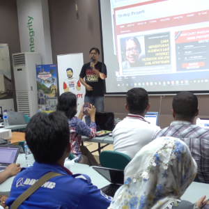 Tempat Kursus Bisnis Internet Marketing SB1M di Palembang