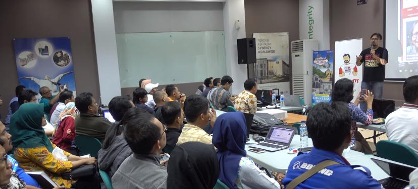 Tempat Kursus Bisnis Internet Marketing SB1M di Pekanbaru