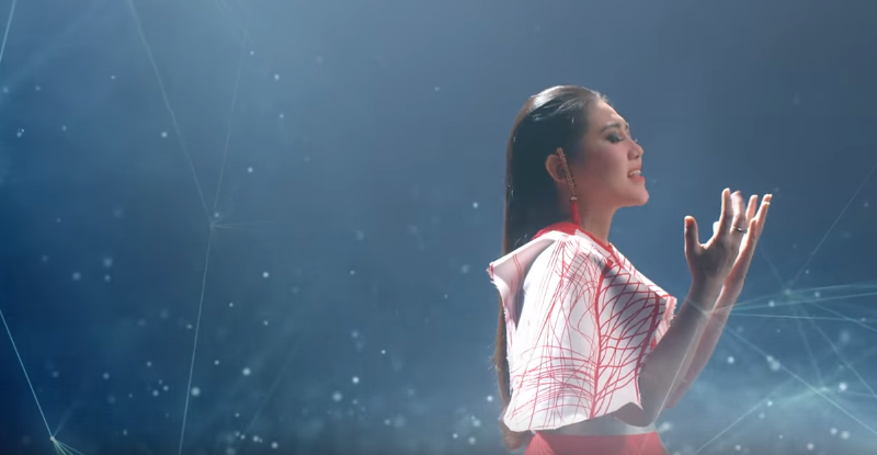 Official Theme Song Asian Games 2018 - Meraih Bintang - Via Vallen