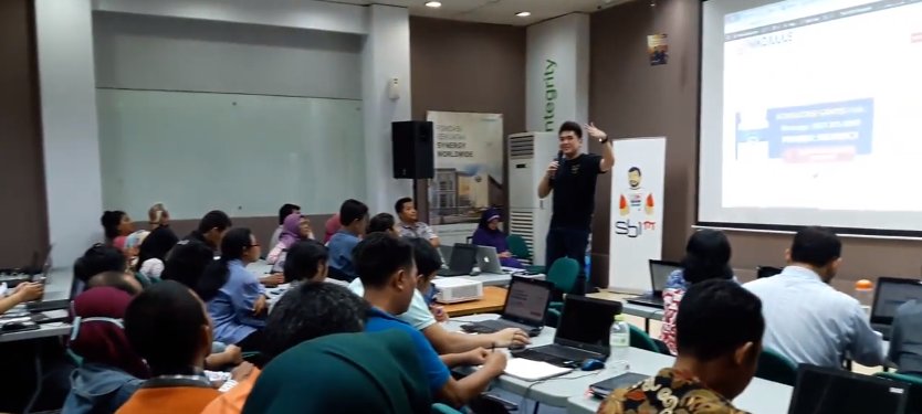 Tempat Kursus Internet Digital Marketing SB1M di Bandung