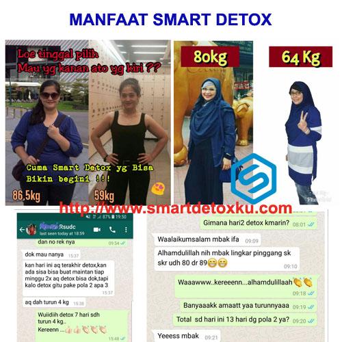 Kenali Manfaat Smart Detox Untuk Tubuh Anda