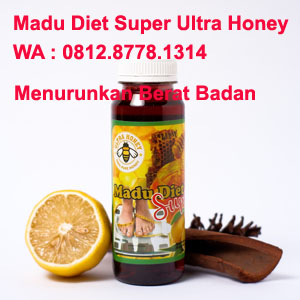 Madu Diet Super Ultra Honey