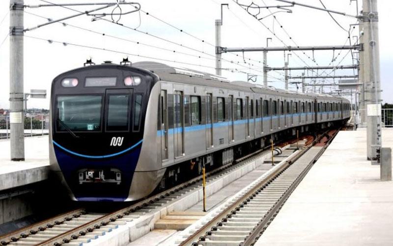 Bagaimana Cara Naik MRT Jakarta